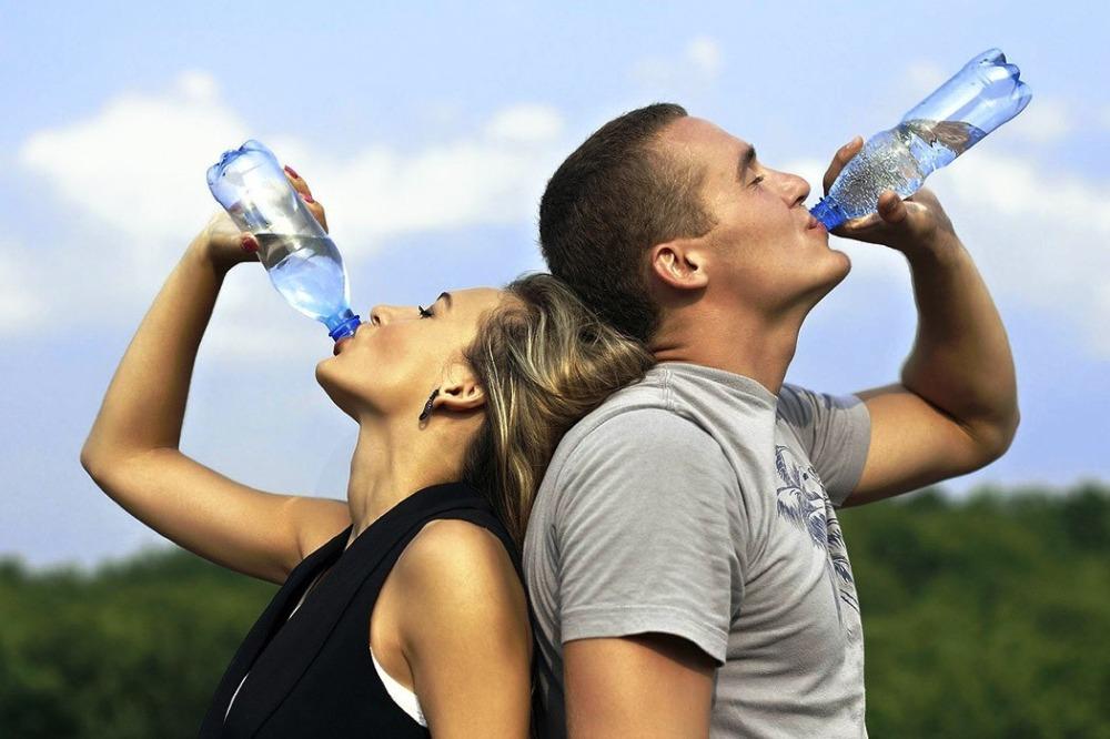кипяченная вода или сырая